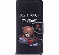 чехол для Samsung Galaxy Note 8 слот-карта держатель pu кошелек кожаный мешок с рисунком
