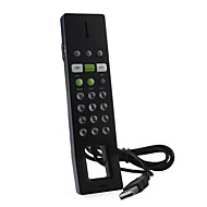 USB VoIP Telephone for Skype (Black)