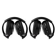 Para bezprzewodowych słuchawek stereo na podczerwień IR-2011D