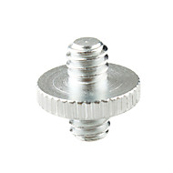 "1/4 inch 1/4"" Male to 1/4"" Male Threaded screw Adapter"