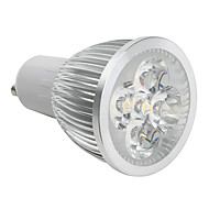 Focos MR16 GU10 5 W 5 LED de Alta Potencia 450 LM K Blanco Cálido AC 85-265 V