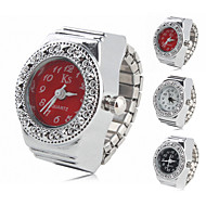 Women's Casual Alloy Analog Ring Watch (Assorted Colors) Cool Watches Unique Watches