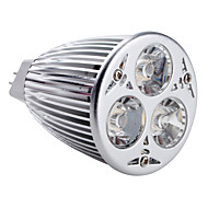 6W GU5.3(MR16) LED Spotlight MR16 3 High Power LED 540 lm Natural White DC 12 V