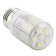 4W E26/E27 LED Corn Lights 27 SMD 5050 300 lm Natural White AC 220-240 V