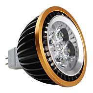 GU5.3(MR16) Żarówki punktowe LED MR16 4 High Power LED 360 lm Naturalna biel DC 12 V
