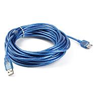 haute vitesse d'extension USB câble (10m)