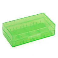 Plastic Case For 18650 Battery
