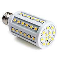 E26/E27 9W 60 SMD 5050 800 LM Warm White LED Corn Lights AC 220-240 V
