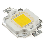 ZDM™ DIY 9-12V 900mA 10W 800LM Warm White LED Emitter