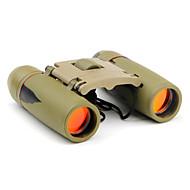 30x60 binocolo sakura ad alte prestazioni con copertura in gomma (verde)