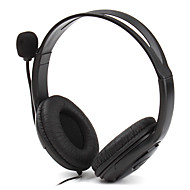 Auriculares Premium con Micrófono para Xbox 360 (Negro)