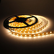 5M 14W 300x5050 SMD Warm White Light LED Strip Lamp (DC 12V)