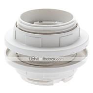 E27 LED-lamp Dual Loop Screw Base Holder