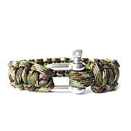 Survival Bracelet Survival Hiking Polycarbonate