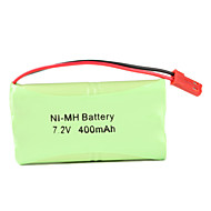 2/3 AAA Ni-MH Battery (7.2v, 400 mAh)