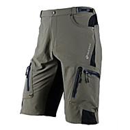 NUCKILY® Cuissard de Cyclisme Homme Vélo Etanche / Respirable / Séchage rapide / Zip étanche / VestimentaireCuissard / Short /
