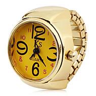 Dames Modieus horloge Japans Kwarts Band Goud