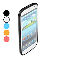 Protective Bumper Frame for Samsung Galaxy S3 I9300 (Assorted Colors)