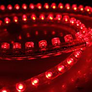 Imperméable 48cm 48-LED Light Strip LED rouge pour la voiture (12V)