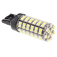T20(7440) 5W 96x3528 SMD 280LM Natural White Light LED Bulb for Car Fog Lamp (12V)