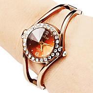 Women's Hollow Style Alloy Analog Quartz Bracelet Watch (Bronze) Cool Watches Unique Watches Fashion Watch