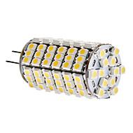 6W G4 LED Corn Lights T 120 SMD 3528 450 lm Warm White DC 12 V