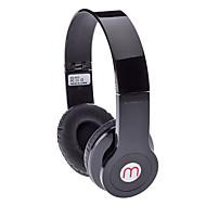 Hög kvalitet uttag för stereohörlurar-603 med FM, LED display (Svart)