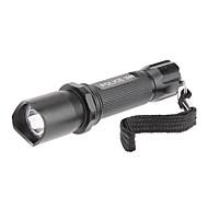 Valaistus LED taskulamput / Käsivalaisimet LED 200 Lumenia 1 Tila AAA Vedenkestävä Päivittäiskäyttöön Alumiiniseos
