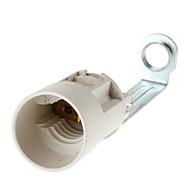 E14 Base 102mm bulbo de la vela del sostenedor del zócalo de lámpara