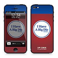 "Da koodi ™ Skin iPhone 4/4S: ""I Have Big sanakirjan"" Steven Lin (Creative Series)"