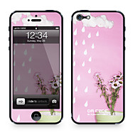 "Da-Code ™ Skin für iPhone 4/4S: ""Raining Flower"" (Plants Series)"