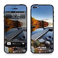 """Da koodi ™ Skin iPhone 4/4S: """"Järvi Lane"""" (Nature-sarja)"""