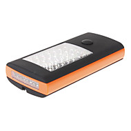 Lights LED Flashlights/Torch / Handheld Flashlights/Torch LED Lumens 1 Mode - AAA Everyday Use ABS