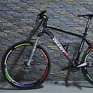 Style Cool Reflective-Sticker pour vélo (5 PCS / Lot, multicolore)