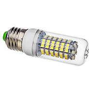 E26/E27 5W 120 SMD 3528 270 LM Natural White T LED Corn Lights AC 220-240 V
