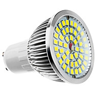 6W GU10/E27/E14/GU5.3/B22 LED Spotlight MR16 48SMD 610 lm Warm White / Cool White / Natural White AC 100-240 V