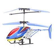 Hélicoptère de la télécommande à 2 canaux avec iphone4 style de distance (4 bouton inclus)