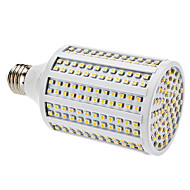 E26/E27 14 W 282 SMD 3528 580 LM Warm White Corn Bulbs AC 85-265 V