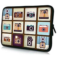 Camera Pattern védőtok tok Samsung Galaxy Tab 2 P3100 és mások