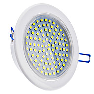 18W SMD 5050 1250 LM Natural White Recessed Retrofit LED Ceiling Lights AC 85-265 V
