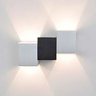 AC 85-265 2 Ενσωματωμένο LED Μοντέρνο/Σύγχρονο Ζωγραφιά Χαρακτηριστικό for LED Mini Style Συμπεριλαμβάνεται Λάμπα,Ατμοσφαιρικό ΦωςWall