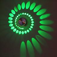 AC 110-130 AC 220-240 3 Birleştirilmiş LED Modern/Çağdaş Eloktrize Kaplama özellik for LED Ampul İçeriği,Ortam Işığı Duvar ışığı