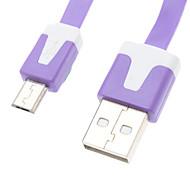 Sincronização USB e cabo de carga para Samsung Celular (cores sortidas, 1M)