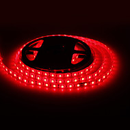 Waterproof 5M 30W 300x5050 SMD Red Light LED Strip Lamp (12V, IP44)