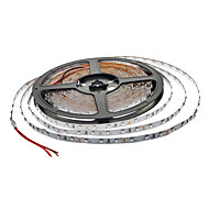 2 × 5m 36W 600x3528 smd rood licht led strip lamp (12V, IP44)