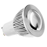 daiwl GU10 5W COB 3000k теплый белый свет водить пятна шарик (85-265В)