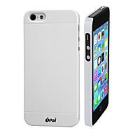 Voor iPhone 5 hoesje Mat hoesje Achterkantje hoesje Effen kleur Hard PC iPhone SE/5s/5