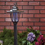 Güneş Sivrisinek Zapper Miktar Işık Bahçe Yolu Aydınlatma (Cis-57188)