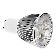 GU10 5W LED 400LM 3000-3500K Warm White Light LED Spotlight belysning Bulb (85-265V)