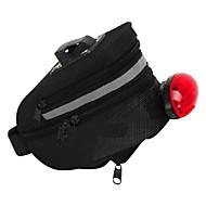 Sport extérieur Zipper Nylon vélos Saddle Bag